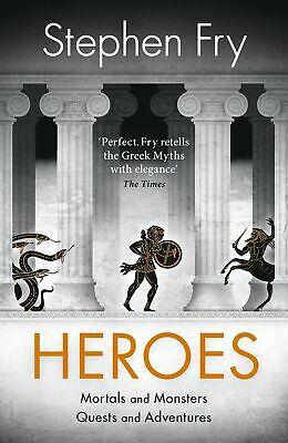 NEW BOOK Heroes by Fry, Stephen (2019)