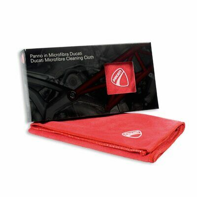 Ducati Microfibre Polishing Cleaning Cloth 888060005