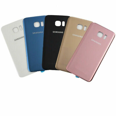 OEM Battery Door Cover Glass Housing Back Case for Samsung Galaxy S7 S7 Edge New