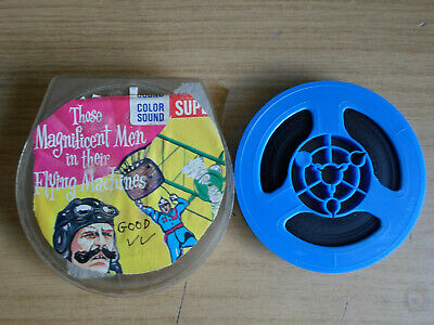 Super 8mm sound 1X200 THOSE MAGNIFICENT MEN IN THEIR FLYING MACHINES.