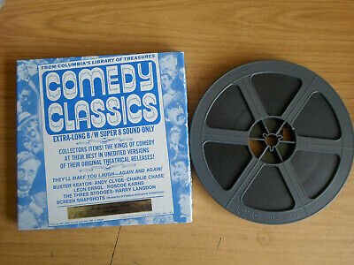 Super 8mm sound 1x400 IN THE DOG HOUSE. Andy Clyde classic comedy.