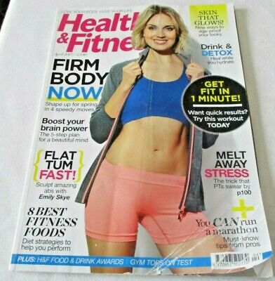 Health and Fitness - April 2017
