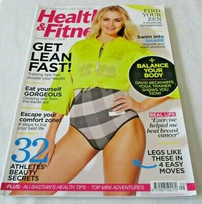 Health and Fitness - September 2017