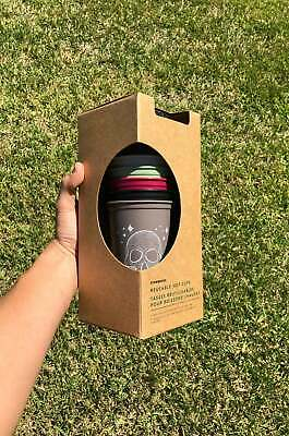 Starbucks 2019 Fall Halloween Reusable Hot Cups Limited Edition