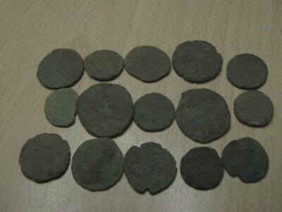 Ancient roman coins lot 30