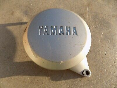 79 Yamaha QT50 Yamahopper Right Side Engine Transmission Clutch Outer Cover