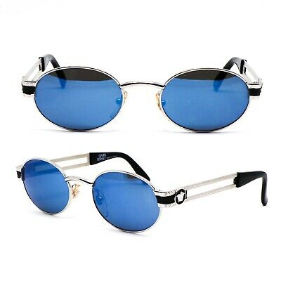 Occhiali Gianni Versace S68 56M Vintage Sunglasses New Old Stock 1990'S
