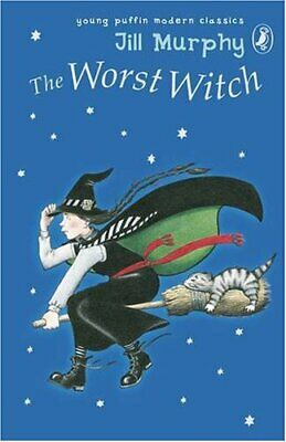 The Worst Witch (Puffin Books) by Murphy, Jill Paperback Book The Cheap Fast