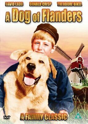 A Dog of Flanders [DVD] [1959] - DVD  ZCVG The Cheap Fast Free Post