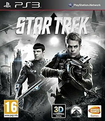 PS3 STAR TREK : 2013 (EU) - Game  F0VG The Cheap Fast Free Post