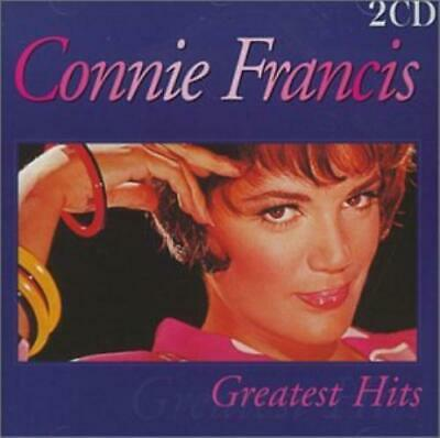 Francis, Connie : Greatest Hits CD Value Guaranteed from eBay's biggest seller!