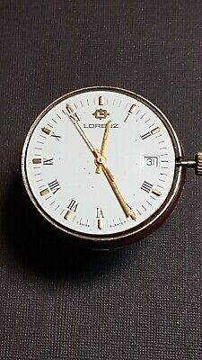 955.412-D3 ETA MOVIMENTO QUARZO SWISS MADE HAMILTON philip watch sector zenith