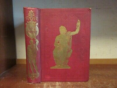 Old GODS / HEROES OF CLASSICAL ANTIQUITY Book 1861 ANCIENT GREEK ROMAN MYTHOLOGY