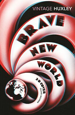 NEW BOOK Brave New World by Huxley, Aldous (2015)