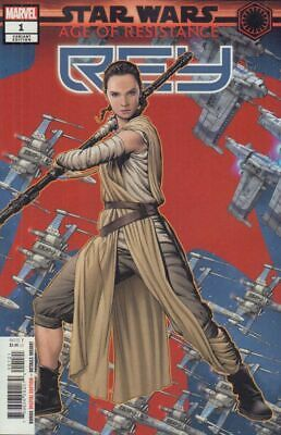 Star Wars: Age of Resistance - Rey (2019), Puzzle Piece Variant Cover, new