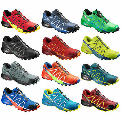 SALOMON SPEED CROSS 4 CS Herren Laufschuh Cross Schuhe