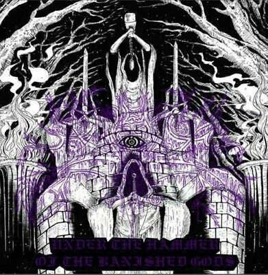 Malefic Sorcery - Under the Hammer of the Banished Gods CD 2018 black metal