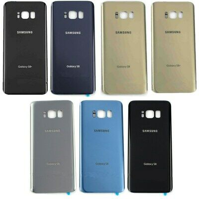 OEM Back Housing Glass Rear Battery Door Cover for Samsung Galaxy S8 S8+ Sprint