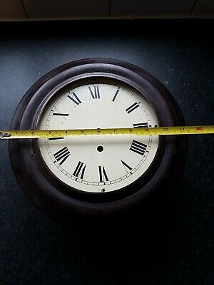 Fusee Clock Case 12 Inch Case 7.5 Inch Face. Ideal project