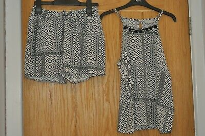 Stunning Girls Two Piece short set - Age 10-11 Years