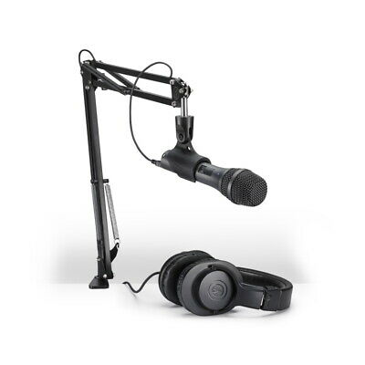 Audio Technica AT2005USBPK Streaming / Podcasting Pack, New!