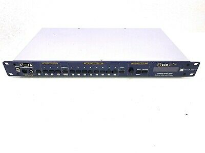 Analog Way Octo Value Hi Res Scaler Switcher Matrix with Preview