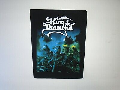 King Diamond Abigail Back Patch