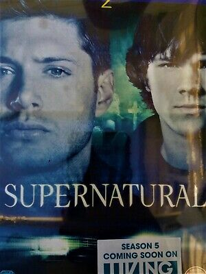 Supernatural:Complete Second Season/Series2,Volume One&Two 6DVD set7321902148519