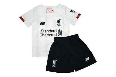 Kit For Kid Fc Liverpool Away 19/20 Season New With Tags