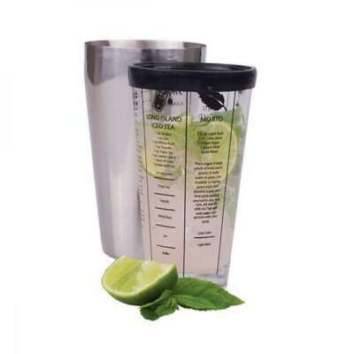 New Boston Cocktail Shaker 750ml