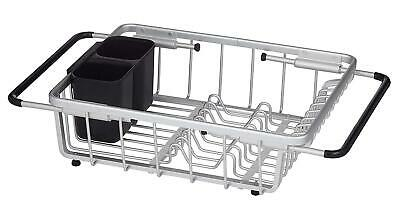 New Davis & Waddell Expandable Over Sink Dish Rack