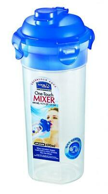 New Lock & Lock Classic One Touch Mixer Round 690ml