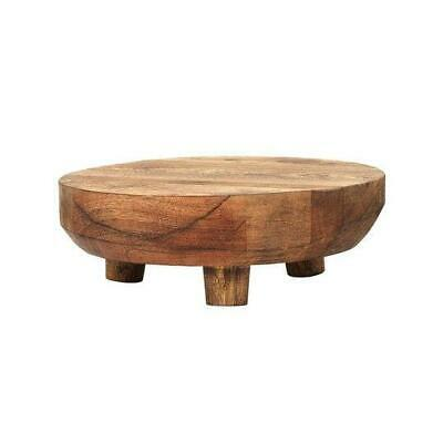 New Ecology Mason Footed Serving Board 25cm