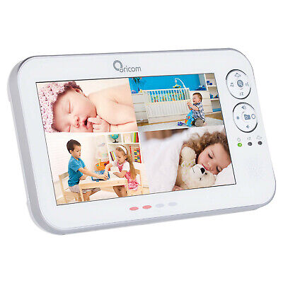 """Oricom Secure 910 7"""" Large Digital Wireless Video Baby Monitor Only"""