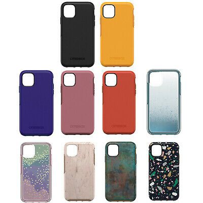 "OtterBox Symmetry Case For iPhone 11 6.1"" Drop Protection All Colours PS"
