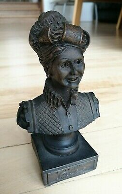 Albert De Vine - Cold Cast Bronze Bust - Shakespeares Rosalind - Finely Detailed