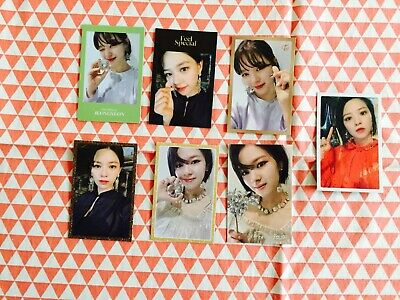 Twice Feel Special 8th mini album Random photocard Jeongyeon only