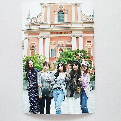 SM Town COEX Museum [Level UP_Red Velvet] Official Photo Print Service Photo#6