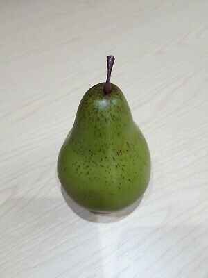 Realistic artificial fruit - 50 x pears