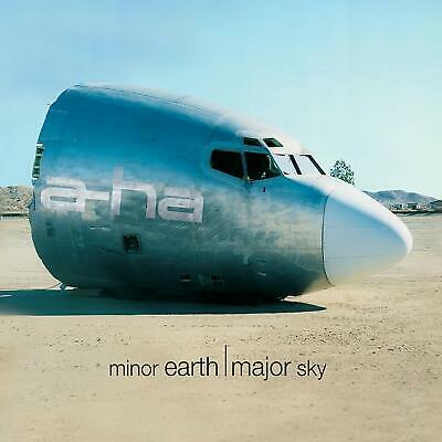 A-HA Minor Earth Major Sky 2xLP Limited Edition Ristampa 2019 NEW .cp