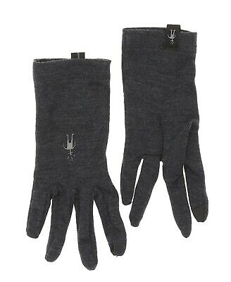 Smartwool Merino 250 Glove in Charcoal Heather 8123 Size S