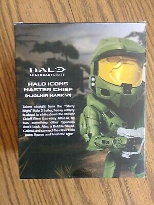 Loot Crate Halo Master Chief 5 Inch Figure