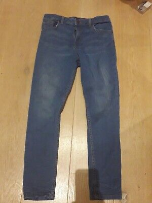 Boys River Island Skinny Jeans Age 12. Style SID