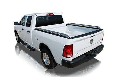 Truck Side Rails >> Premium Polished 1 9 Stainless Truck Side Rails 48 25