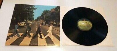 Beatles: Abbey Road 1969 / Vinyl / LP, Stereo Apple Records, US, SO-383