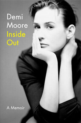 NEW Inside Out By Demi Moore Paperback Free Shipping