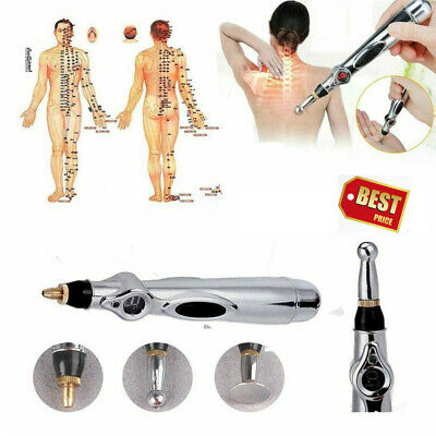 Acupuncture pen Electronic Pulse Analgesia Body Pain Relief Massage Massager