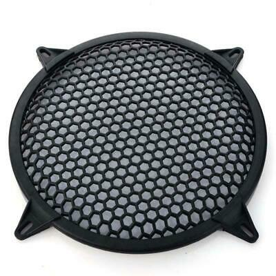 12/'/' Car Audio Speaker Mesh Subwoofer Grill Cover Protector Video Accessorries1x