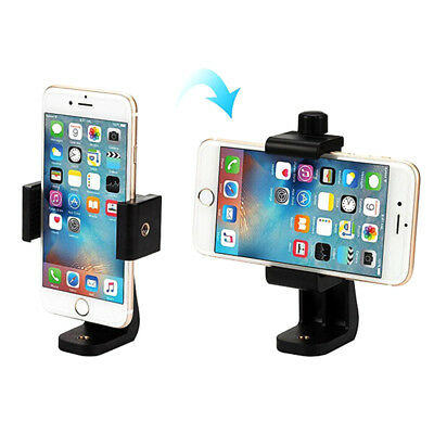 Universal Smartphone Tripod Adapter Cell Phone Stand Holder Mount Adapter UV