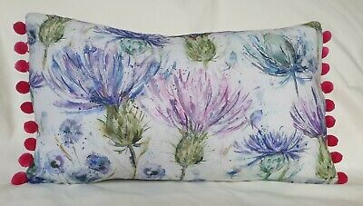 Strutting Pheasant Cushion CoverCountry Collection Voyage StyleLinen Wool